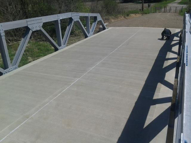 Concrete Bridge Deck